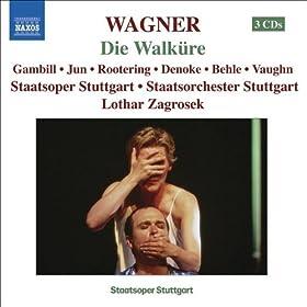 Die Walkure: Act II Scene 2: Schlimm, furcht' ich, schloss der Streit (Brunnhilde, Wotan)