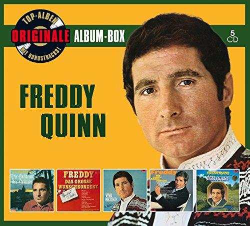 FREDDY QUINN - Orginale - Album Box (5-Cd) - Zortam Music