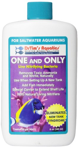 drtims-aquatics-one-only-live-nitrifying-bacteria-for-cycling-aquaria-salt-water-8-ounce-by-drtims-a
