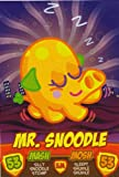 MR SNOODLE Ponies - Series 2 Moshi Monsters Mash Up Trading Card.