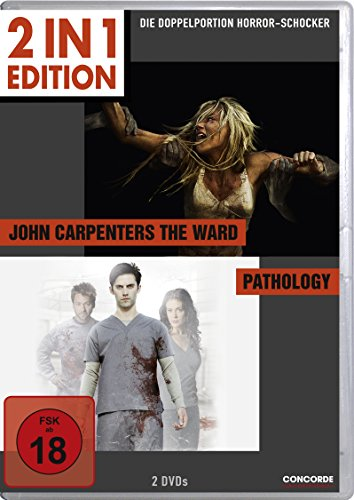 John Carpenter's The Ward / Pathology (2 in 1 Edition, 2 Discs)
