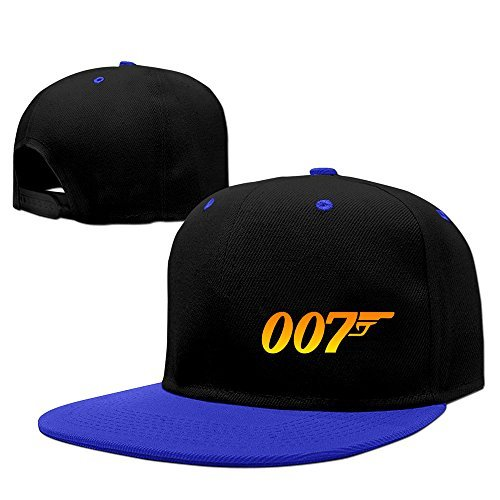 cool-007-james-bond-baseball-hat-royalblue