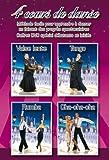 echange, troc Coffret 4 DVD de cours de danse - Tango, valse lente, cha-cha-cha, rumba