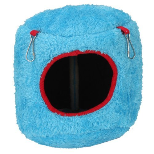 Hammock Hanging Bed Nest House Pet Rat Hamster Parrot Squirrel Toy 5.91 x 5.91