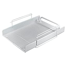 Artistic Urban Collection Punched Metal Letter Tray 8.5\