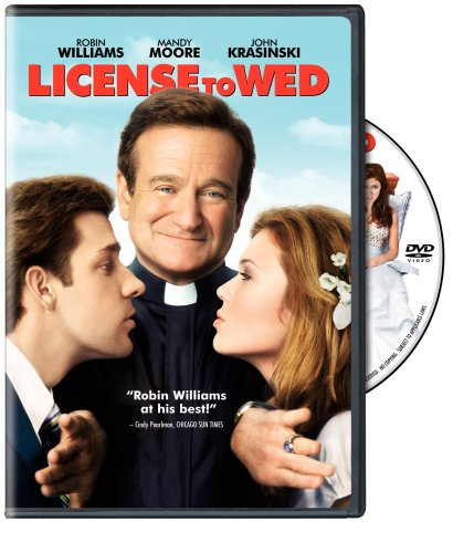 Cover art for  License to Wed