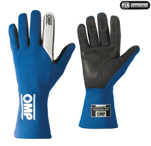 Omp - Gants Omp First-S Bleu L