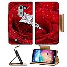 buy Lg G Pro 2 Flip Case Wedding Ring In Rose Will You Marry Me Image Id 22147922By Liili Customized Premium Deluxe Pu Leather Generation Accessories Hd Wifi 16Gb 32Gb Luxury Protector Case