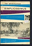 img - for The Adventurous Simplicissimus (Bison Book S) book / textbook / text book