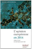 L'opinion européenne 2014