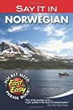 Say It in Norwegian (Dover Language Guides Say It Series) (0486208141) by Dover