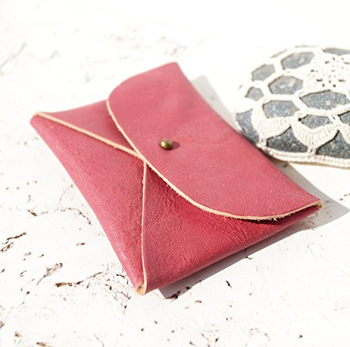 Mens-Leather-Wallet-Credit-Card-Holder-Coin-Purse-Mens-Card-Wallet-Mens-Gift-Minimalist-Wallet-3rd-Leather-Anniversary-Gift