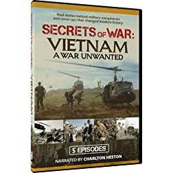Secrets of War - Vietnam - A War Unwanted
