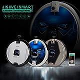 Anself JISIWEI S+ Staubsauger Roboter mit 1080P Kamera WiFi Infrarot / APP Fernbedienung -