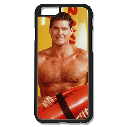 Unique Clear David Hasselhoff Mobile Phone 6 4.7 Cover
