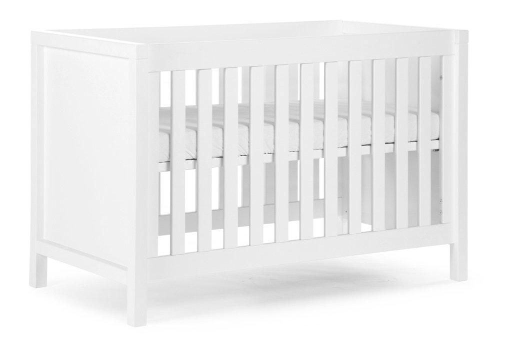 Childwood Babybett Spring White – weiss-60×120 cm