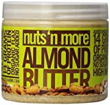 Nuts N More Almond Butter, 16 Ounce