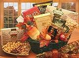 Thanksgiving Gift Basket: Fall Treats Gourmet Basket