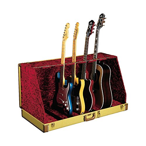 Fender Stage Seven Guitar Stand Case, Tweed (Fender Accesories Guitar compare prices)