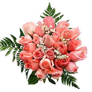 24 Stems Pink Roses