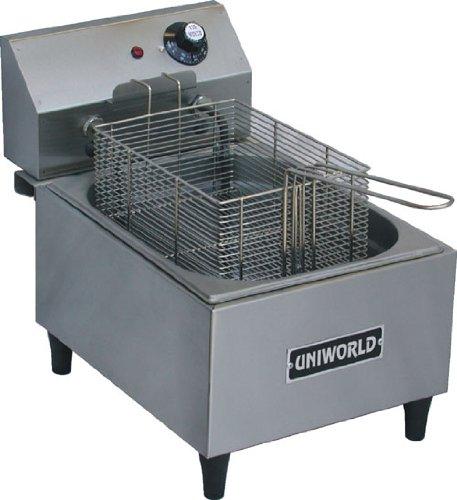 Uniworld (Uf-1B) 9 Lb Electric Countertop Fryer