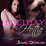 Holiday Hottie: The Cougar Journals, Book 3 | Jewel Quinlan