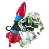 Toy Story Rocket Running Buzz Lightyear