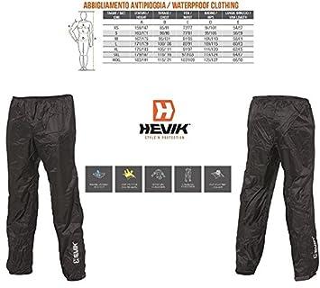 HEVIK HRT106S Pantalon Imperméable Ultraléger