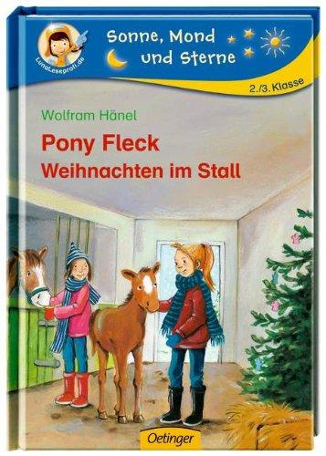 pony fleck weihnachten im stall marina rachner lesen. Black Bedroom Furniture Sets. Home Design Ideas