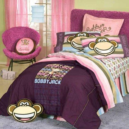 Bobby Jack Groovy Stripes Comforter