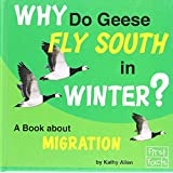 Why Do Geese Fly South in the Winter?: A Book About Migration (Why in the World?)