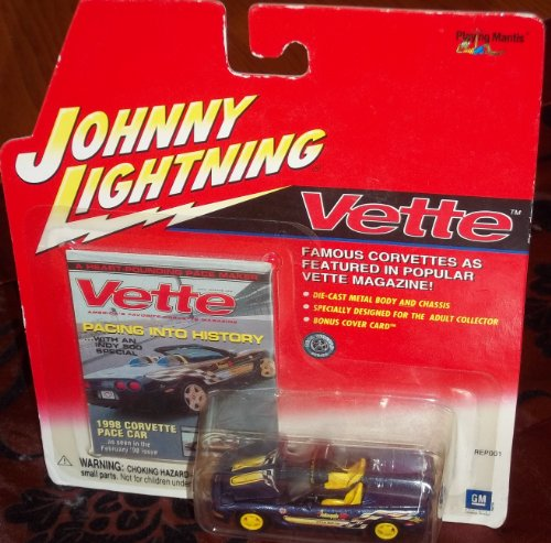 Johnny Lightning VETTE - 1998 Corvette Pace Car