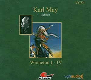 Karl May-Winnetou (Teil 1-4)
