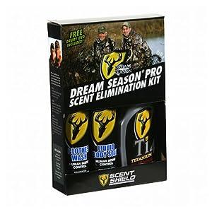 Scent Shield Dream Season Scent Elimination Kit by Scent Shield