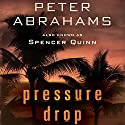 Pressure Drop Audiobook by Peter Abrahams Narrated by Bernadette Dunne