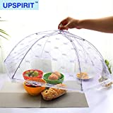 Food Umbrella Cover Fly Wasp Insect Net Picnic BBQ Kitchen Party Up Mesh Net
