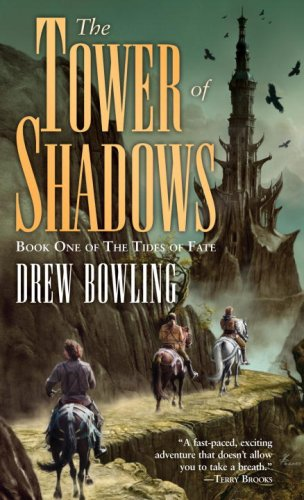 Image for The Tower of Shadows: Book One of The Tides of Fate