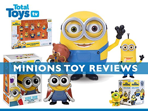 Review: Minions Toys on Amazon Prime Video UK