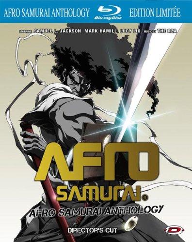 Afro samurai Anthology (Afro samurai & Afro samurai resurrection) [Blu-ray]