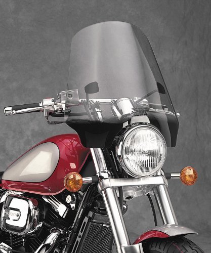 National Cycle Light Tint Street Shield EX for 1 in. Handlebars - One Size (National Cycle compare prices)