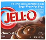 Jell-O Sugar Free Chocolate Pudding 3...