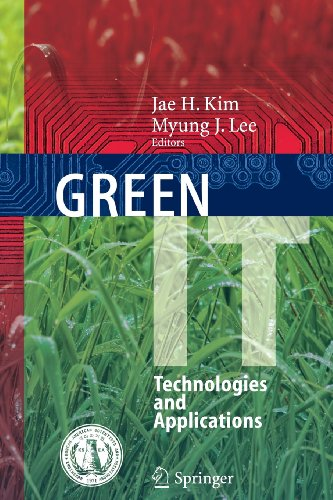 Green It: Technologies And Applications front-855552
