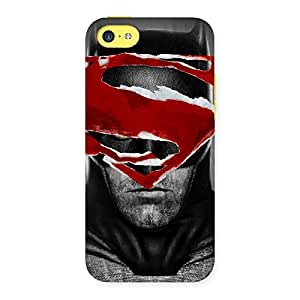 The Deal Multicolor Back Case Cover for iPhone 5C