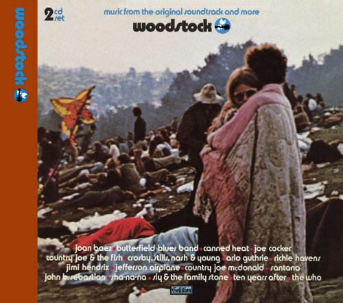 Santana - Music from the Original Soundtrack and More Woodstock - Zortam Music