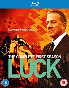 Luck - Season 1 (HBO) [Blu-ray] [2012] [Region Free]