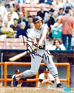 Brooks Robinson autographed 8x10 Photo (Baltimore Orioles) Image #2