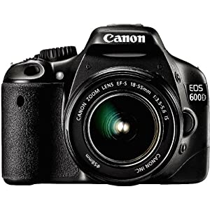 Canon EOS 600 D (Kit 18-55 mm IS)