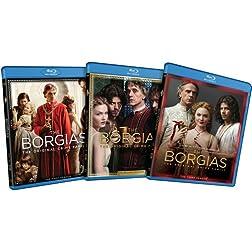 Borgias: Complete Series Pack [Blu-ray]