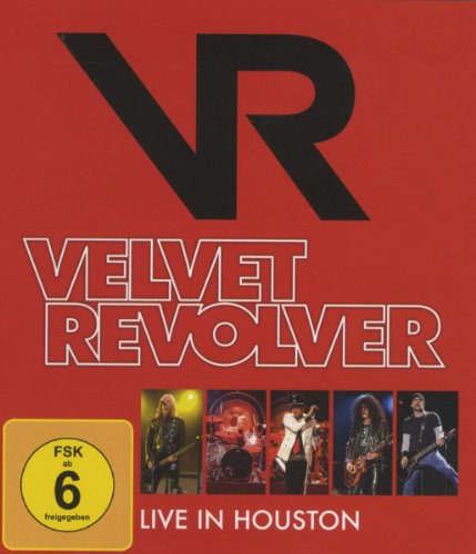 Velvet Revolver - Live in Houston & Live at Rockpalast [Edizione: Germania]