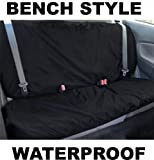Bench Style Rear Car Seat covers Vauxhall Astra Estate